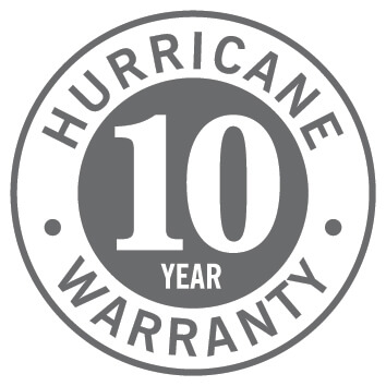 icon hurricane warranty