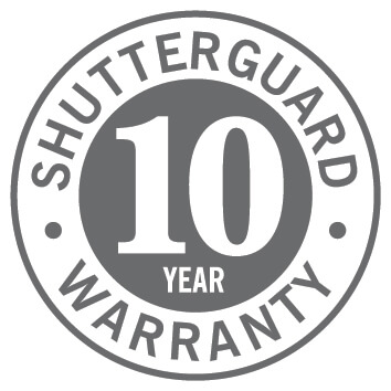 icon shutterguard warranty